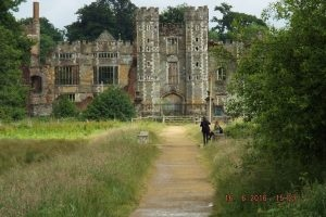 Visit. Ruins